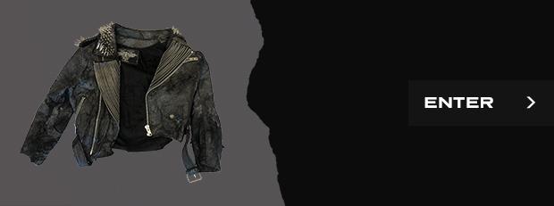 Tuesday Night Band Practice leather jacket