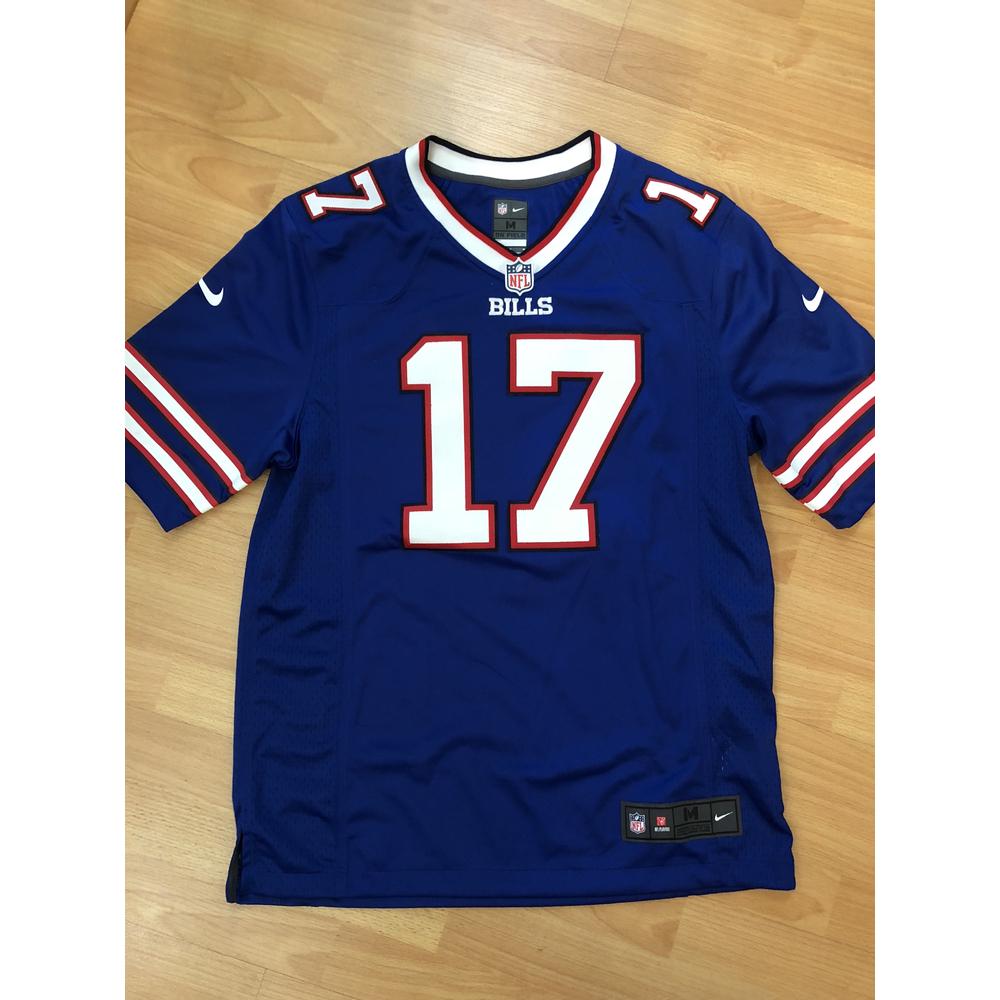 best website b669f 11342 Duff McKagan's Buffalo Bills Football Jersey