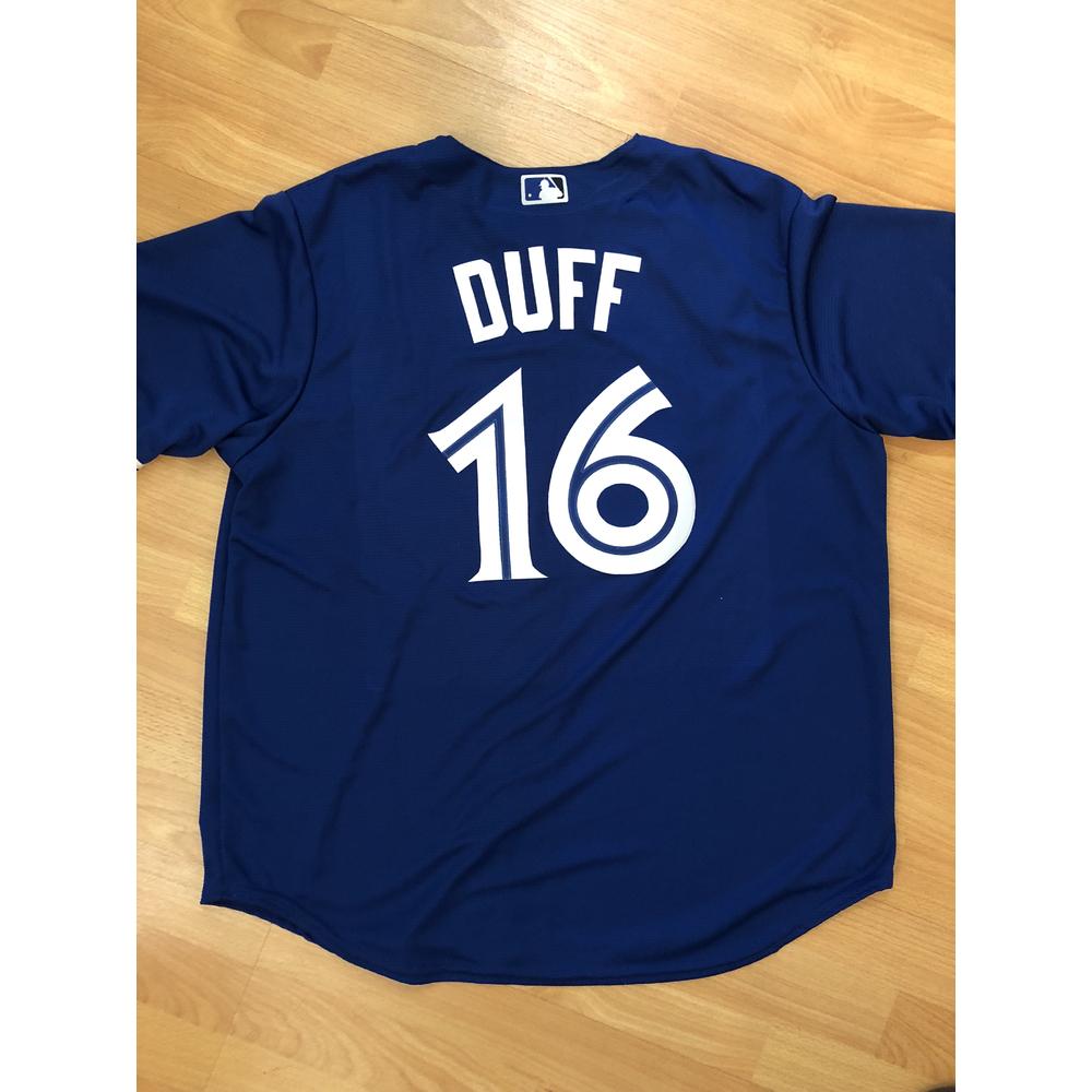 size 40 d5e37 0b20e Duff McKagan's Toronto Blue Jays Baseball Jersey